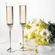 vera wang love knots toasting flutes wedding toasting flutes