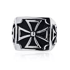 aliexpress buy 2015 new arrival mens ring fashion compare prices on cross lightning ring online shopping buy low
