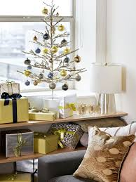 Small Table Top Decorated Christmas Trees by Top Minimalist And Modern Christmas Tree Decor Ideas Christmas