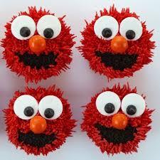 elmo cupcakes elmo sesame cupcakes free dubai delivery buy cupcakes