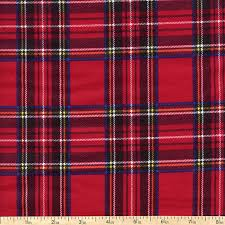 flannel elements classic plaid flannel fabric by beverlys