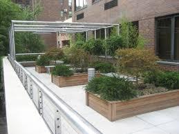 garden brick wall design ideas ideas 18 graceful rooftop terrace garden design ideas with