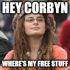 Long Hair Dont Care Meme - jeremy corbyn pledges free bus travel for under 25s page 3