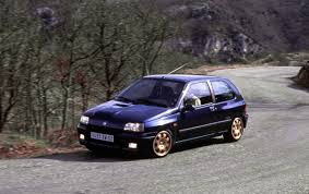 renault hatchback from the 1980s 20 years ago renault launches the clio williams ran when parked