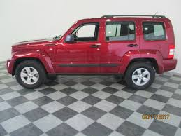 red jeep cherokee used jeep cherokee 3 7 sport a t for sale