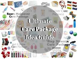 college care package ultimate college care package idea guide the network