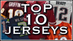 top 10 nfl jerseys youtube