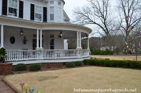 Victorian Easter Decorations Ideas by 4th Of July Porch Decorating Ideas