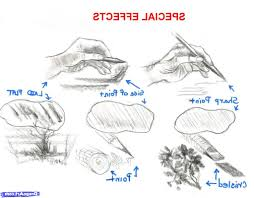 step by step pencil drawing tutorial how to sketch trees step step