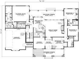 Southern Style House Plans Plan 12 1069 12 Bedroom House Plans