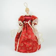 Christmas Decorations Angel Tree Topper by Cosette Christmas Decoration Angel Tree Topper Home Ornament 12
