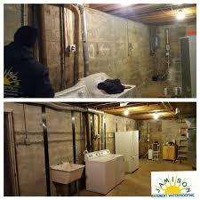 Basement Foundation Repair by Basement Waterproofing In Flourtown Pa By Jamison Basement