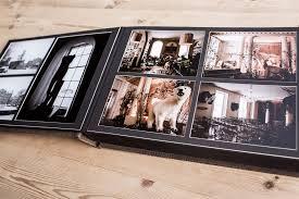 Traditional Photo Albums Jorgensen Wedding Album Design