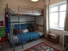 lit en hauteur avec canapé lit mezzanine avec canape marvelous lit enfant pin massif taupecjpg