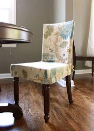Slip Covers For Dining Room Chairs Dining Room Chair Slipcover