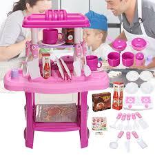 Kitchen Set Toys For Girls Online Get Cheap Pink Toy Kitchen Set Aliexpress Com Alibaba Group
