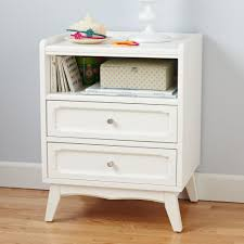 monarch white nightstand the land of nod