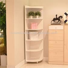 modern furniture cheap filing corner cabinet 6 layer wood filing