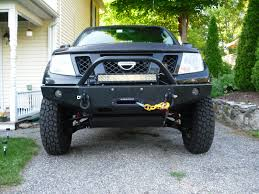 nissan xterra front bumper picture of shrockworks bumper with pre runner hoop second
