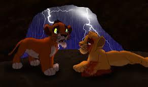 What If Mufasa Gets His Scar Tyto Alba S Album Fan Art Albums Mufasa King