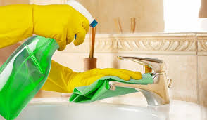 Cleaning Bathroom Faucets by Germy Spots In Your Home U2014 Learn This Sanitizing Process