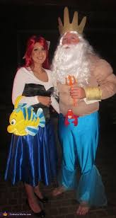 Mermaid Halloween Costume Adults Ariel Mermaid Halloween Costume Photo 2 2