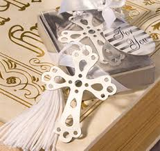 memorial service favors religious favors