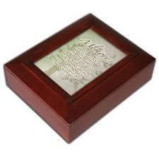 keepsake box in memory keepsake box