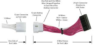 4 wire testing resistance measurement to within 1mω article