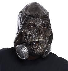 scarecrow halloween mask zombie gas mask costume halloween pinterest masking dapper death