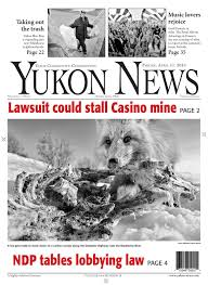 yukon news april 11 2014 by black press issuu