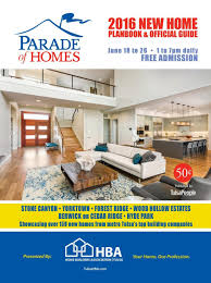 Home Floor Plans 2016 by Parade Of Homes 2016 By Langdon Publishing Co Issuu Tulsa Home