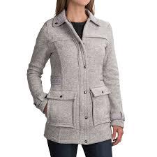 weatherproof full length sweater jacket for women save 50