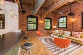 somerville industrial loft near davis square big on brick and