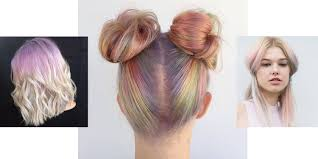 everything you need to know about the unicorn hair color trend