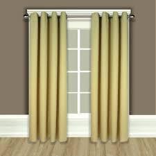 Yellow Grommet Curtain Panels by Indoor U0026 Outdoor Grommet Top Curtains And Panels Thecurtainshop Com