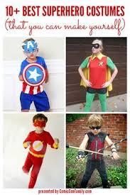 Halloween Costumes Kids Superhero 25 Superhero Costumes Boys Ideas Boys