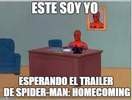 Meme Este - spiderman computer desk meme imgflip