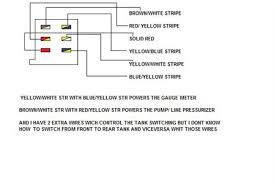 dual fuel tank wiring diagram questions u0026 answers with pictures