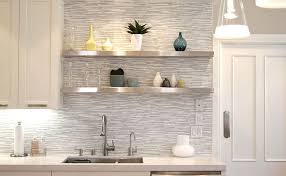 White Gray Marble Mosaic Tile Backsplash Backsplashcom - Backsplash white
