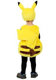 Pikachu Costume Pokemon Pikachu Costume