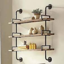 wall mounted kitchen shelves kitchen wall shelves small kitchens could win from using wall