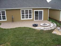 Backyard Paver Patios Brilliant Backyard Paver Patio Ideas Garden Decors