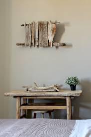 chambre bois flotté chambre à la déco en bois flotté