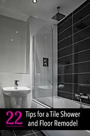 22 tips for a tile shower and floor remodel the reluctant landlord