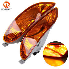 2004 toyota camry lights possbay amber front fog lights fit for 2002 2003 2004 toyota camry