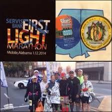 First Light Marathon Daytona Beach Half Marathon Medallion Marathon Medal Medals