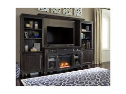 signature design by ashley townser entertainment center w