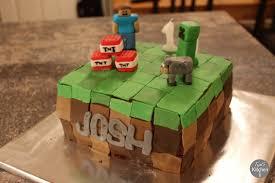 mine craft cakes minecraft cake tejal s kitchen