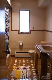 Vintage Bathroom Tile Ideas Colors Retro Design Dilemma Frank Wants Help Decorating His Brown And